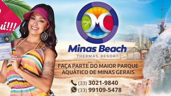 Minas Beach Thermas Resort